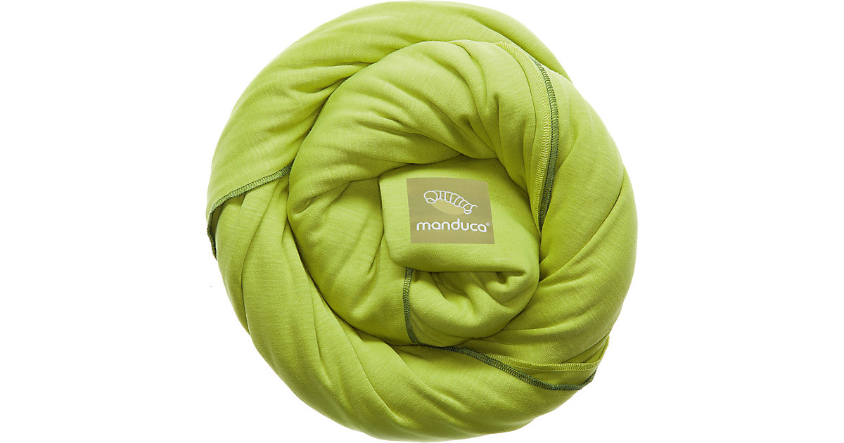 manduca Tragetuch sling, lime