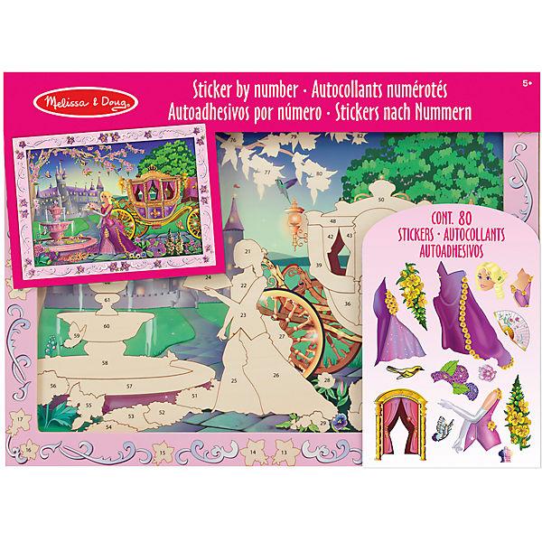 """Мозаика """"Сказочная Принцесса"""", Melissa & Doug"""