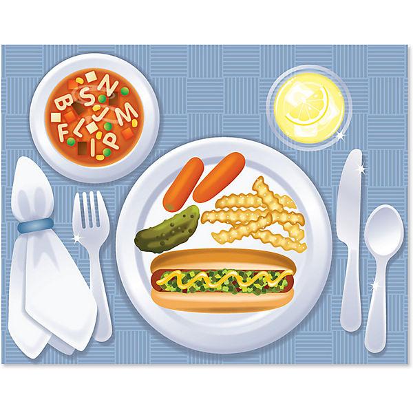 """Набор стикеров """"Готовим обед"""", Melissa & Doug"""