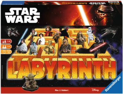 Star Wars Das Erwachen der Macht Labyrinth