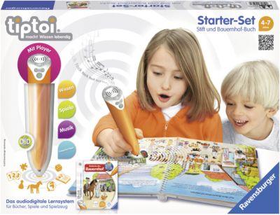 tiptoi® Starterset mit Stift und Buch WWW Entdecke den Bauernhof