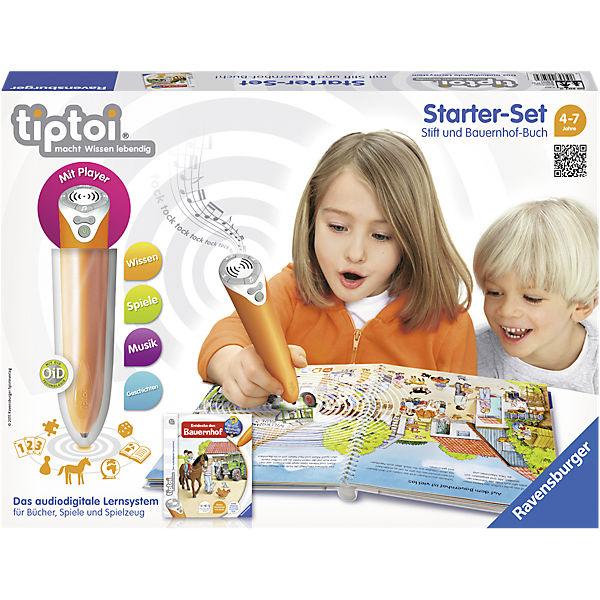 tiptoi® Starterset mit Stift und Buch WWW Entdecke den ...
