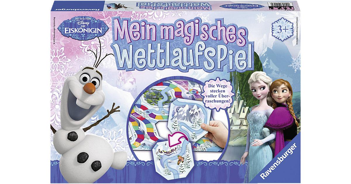 Disney Die Eiskönigin Mein magisches Wettlaufspiel