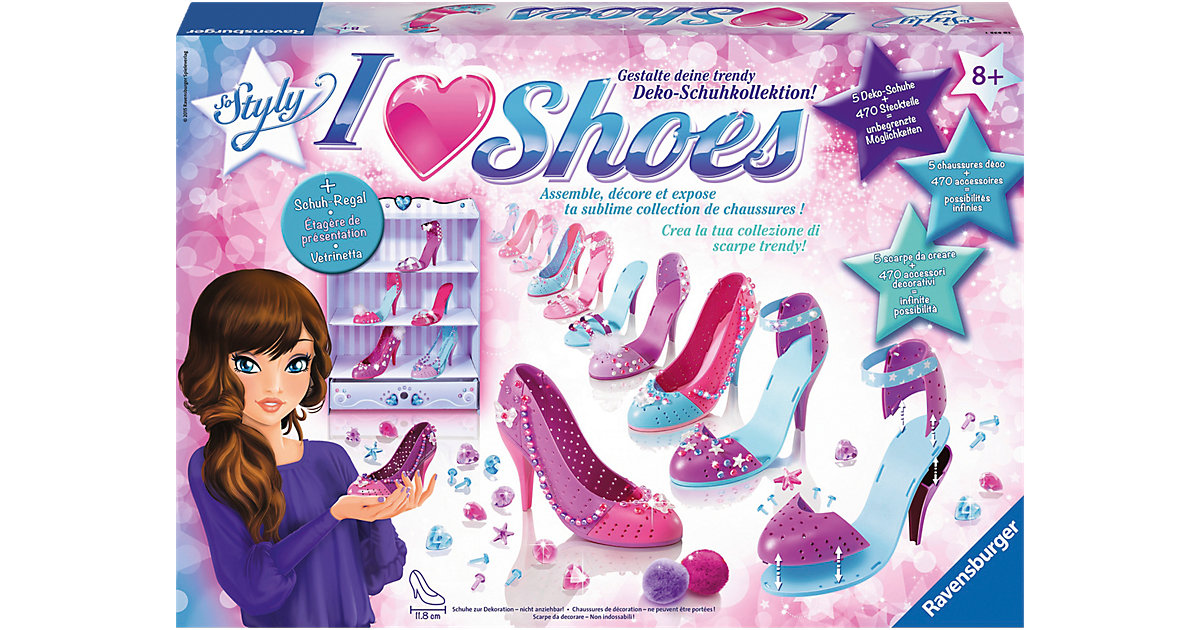 Ravensburger · RAVENSBURGER love Shoes Maxi Princess