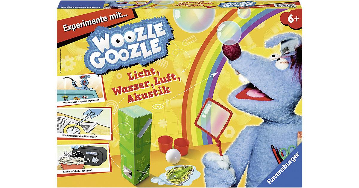 Woozle Goozle Experimente mit Licht, Wassser, L...