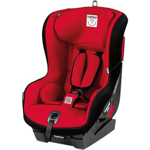 Автокресло Peg Perego Viaggio1 Duo-Fix K, 9-18 кг, Rouge - красный от Peg Perego