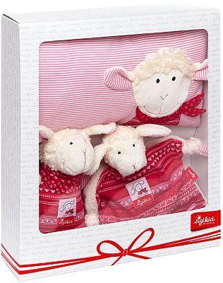 Sigikid 41193 Geschenk-Set zur Geburt - Schnuggi