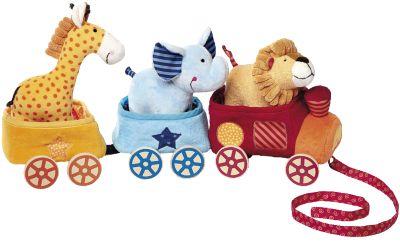 41083 PlayQ Safari-Zug