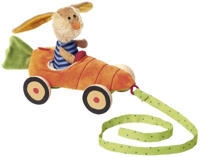 41085 PlayQ Karottenmobil mit Hase