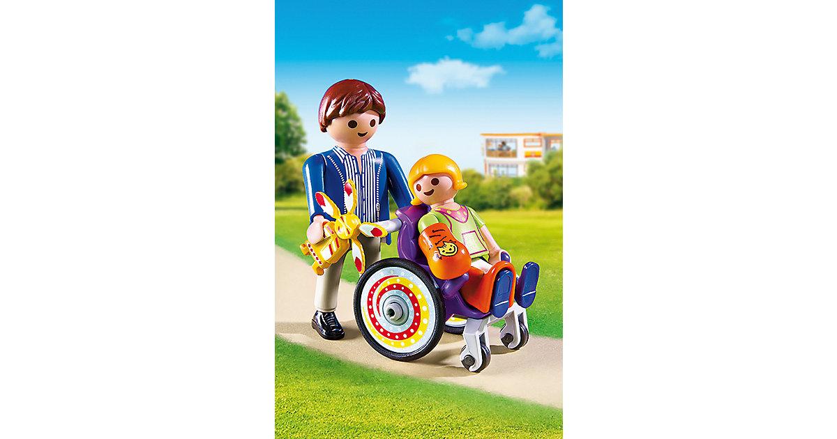 PLAYMOBIL® 6663 Kind im Rollstuhl