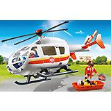 Детская клиника: Вертолет скорой помощи, PLAYMOBIL