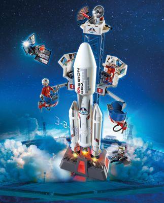 PLAYMOBIL® 6195 Weltraumrakete mit Basisstation