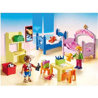 Playmobil 5309 schlafzimmer mit schminktischchen for Kinderzimmer playmobil
