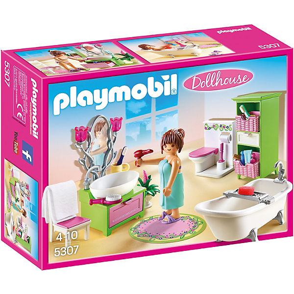 PLAYMOBIL® 5307 Romantik Bad