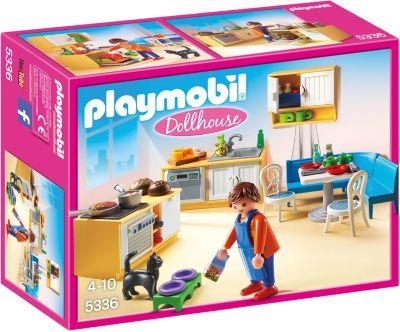 Playmobil Klettergerüst : Playmobil einbauküche mit sitzecke city life mytoys