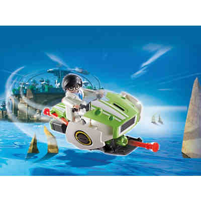 PLAYMOBIL® 6691 Super 4: Skyjet