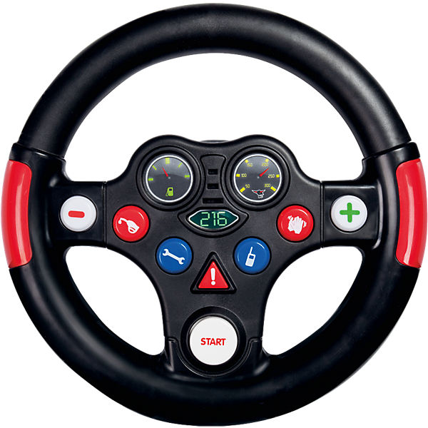 big zubeh r lenkrad racing sound wheel big mytoys. Black Bedroom Furniture Sets. Home Design Ideas