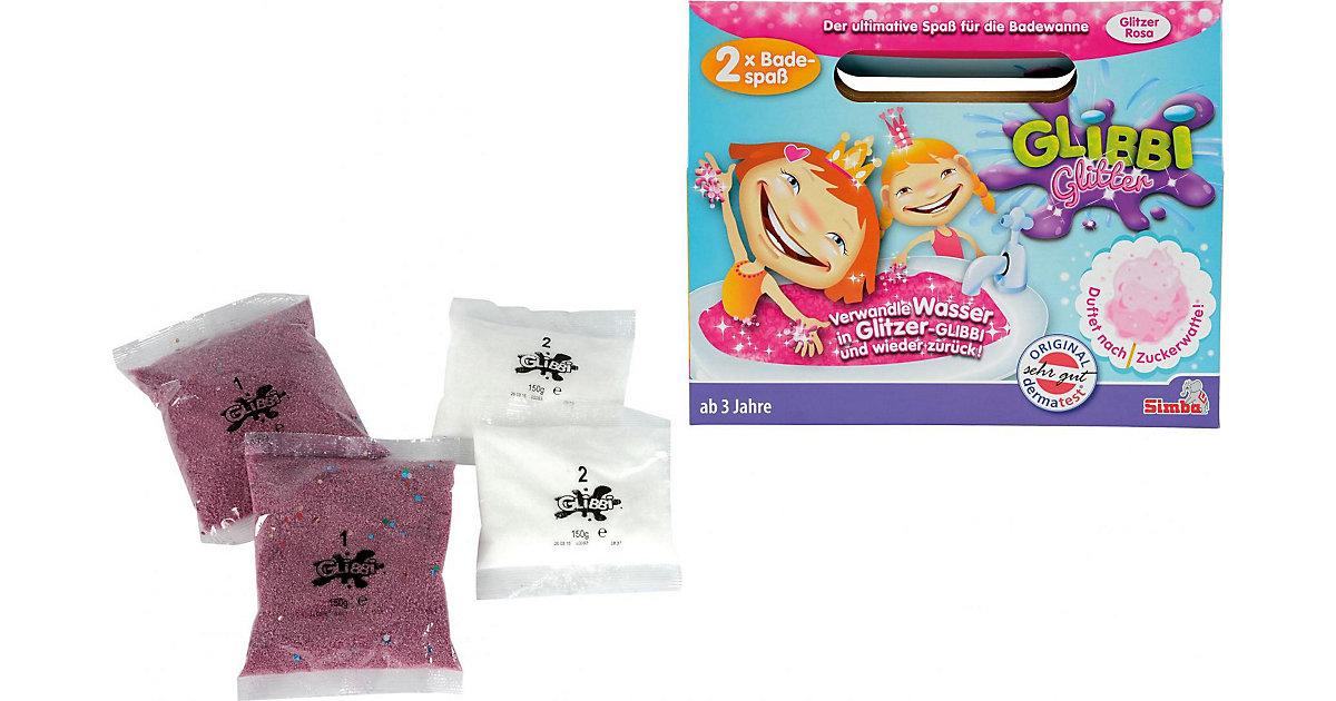 Badespaß Glibbi Glitter