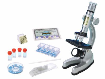 Микроскоп 100*450*750, Edu-Toys