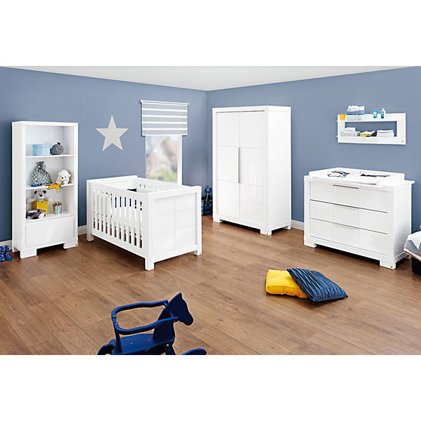 Komplett Kinderzimmer STAR, (Kinderbett, Wickelkommode ... | {Kinderzimmer für 2 83}