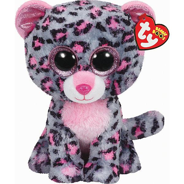 Beanie Boo 24cm Leopard Tasha, Ty