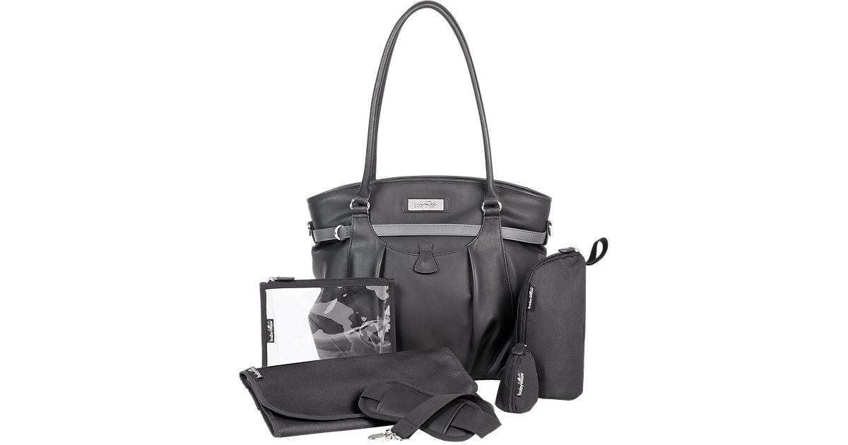 babymoov · Wickeltasche Glitter Bag, schwarz