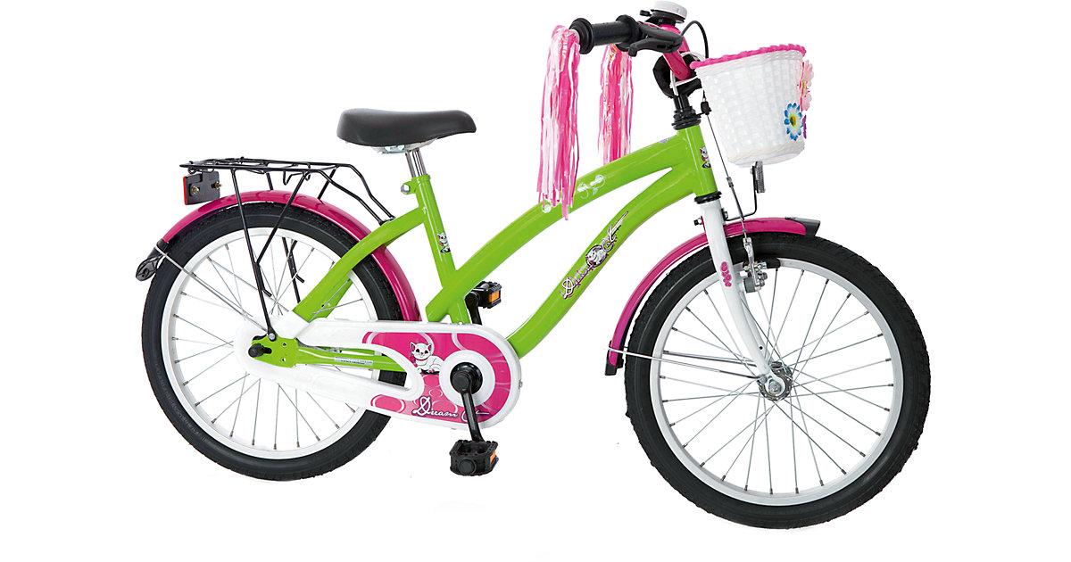 Fahrrad Dream Cat 18 Zoll hellgrün