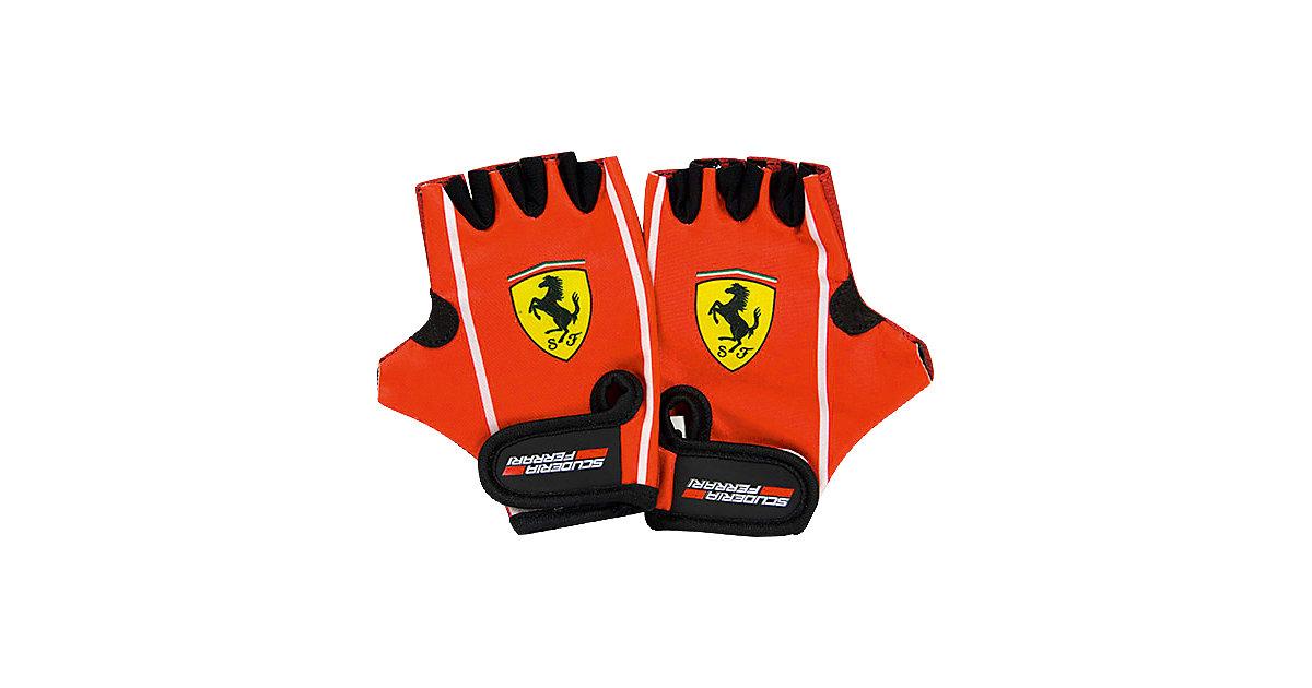 Ferrari Fahrradhandschuhe Gr. 4