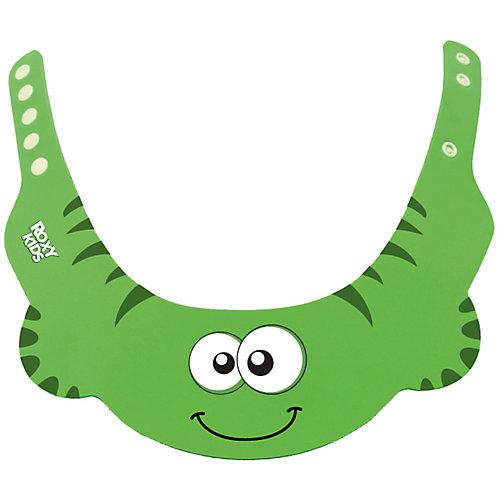 Защитный козырек для мытья головы, Roxy-Kids, зеленый от Roxy-Kids