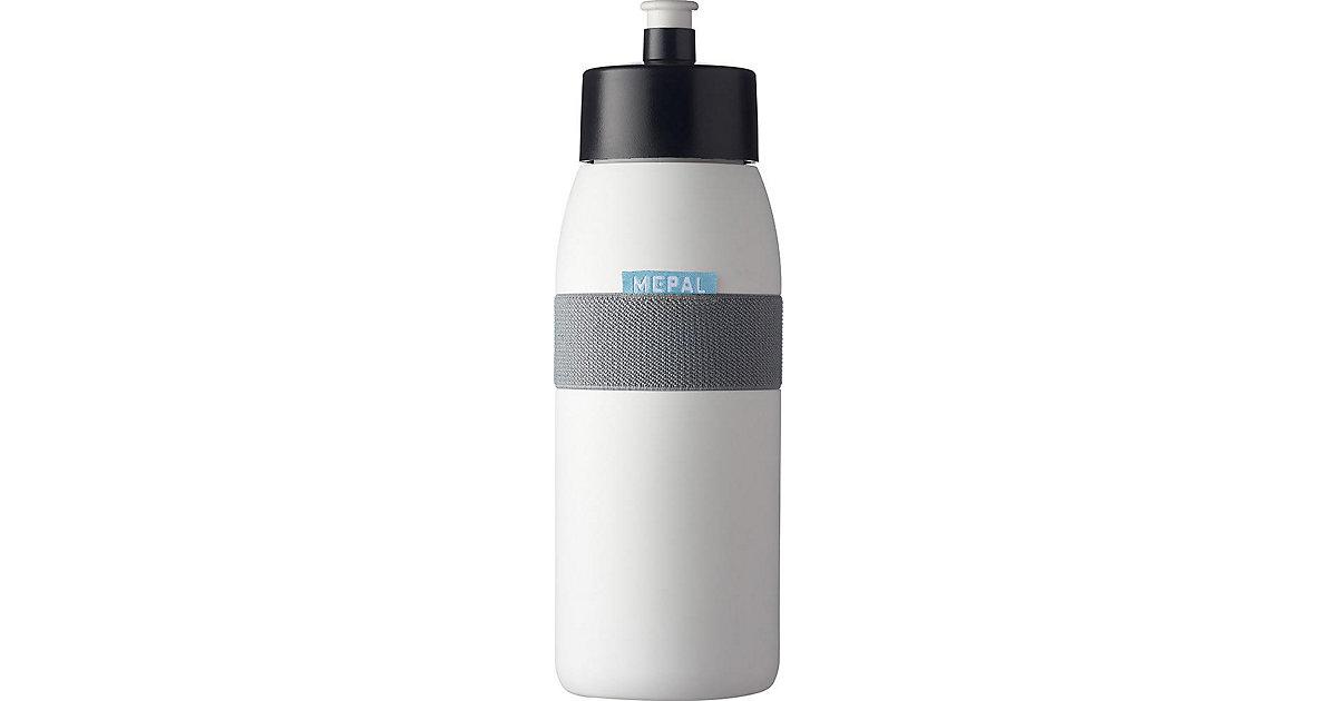 Sport-Trinkflasche Ellipse weiß, 500 ml   Küche und Esszimmer > Besteck und Geschirr > Kannen und Wasserkessel   Mepal