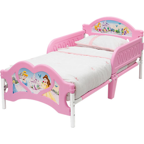 Delta Children Kinderbett, Disney Princess, 70 x 140, 2015