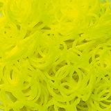 Желтые резиночки (24 с-клипсы+600 резиночек), Rainbow Loom