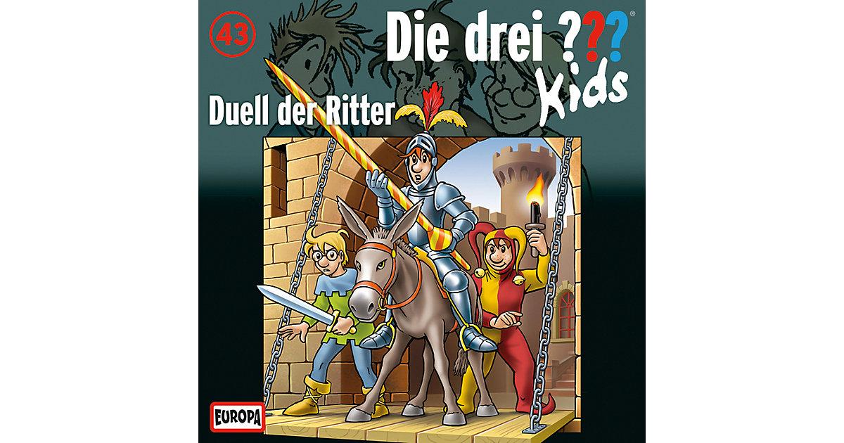 CD Die drei ??? Kids 43 Hörbuch
