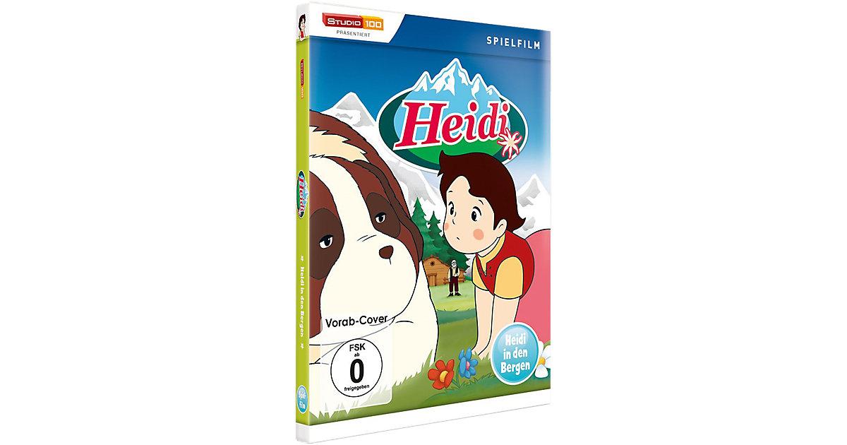 DVD Heidi in den Bergen Hörbuch