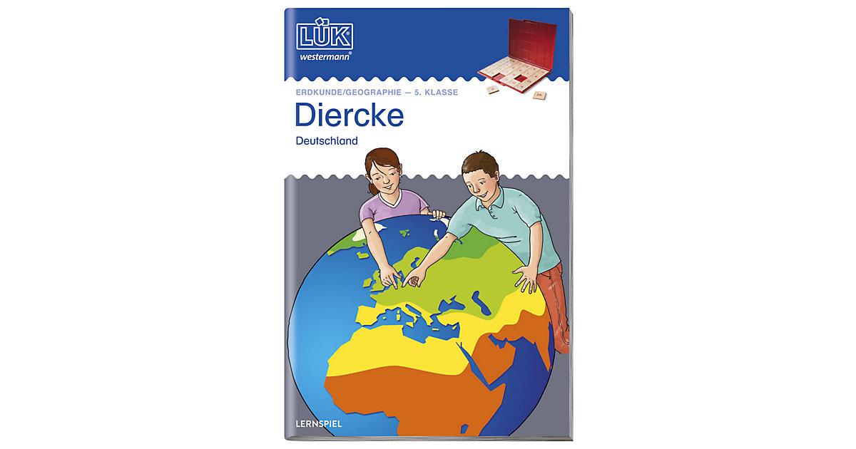 LÜK: Diercke Deutschland: Wer kennt sich in Deu...