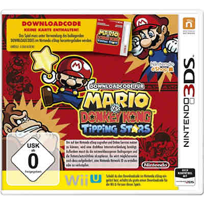 3DS Mario vs. Donkey Kong: Tipping Stars (Downloadcode)