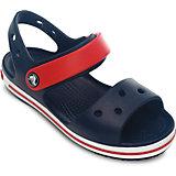 Сандалии Crocband™ Sandal Kids Crocs, синий