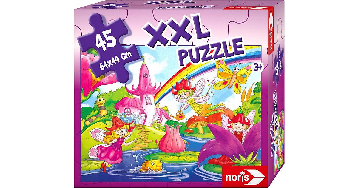 Bodenpuzzle Feenwelt 45 Teile