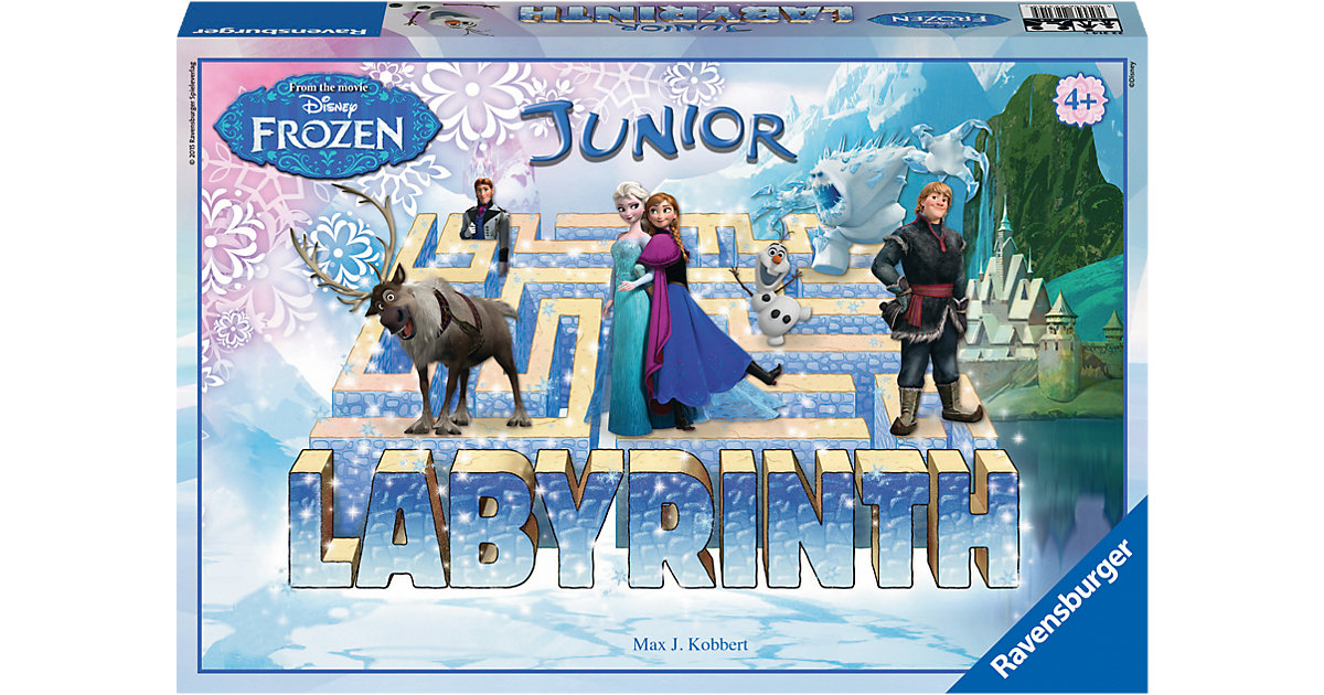 Disney Eiskönigin Junior Labyrinth