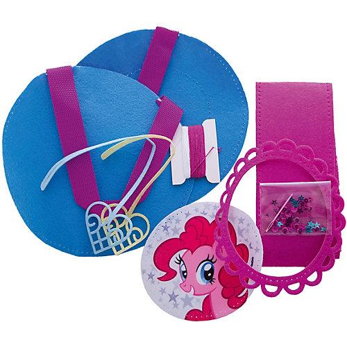 """Шьем сумочку """"Пинки Пай"""", My Little Pony от Делай с Мамой"""
