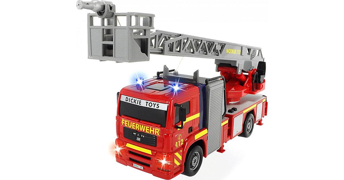 Feuerwehr mit Wasserspritze, Licht & Sound