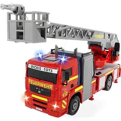 Spielzeug Feuerwehrauto Mit Wasser