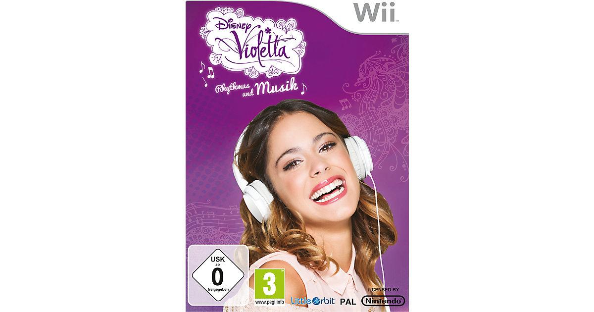 Vorschaubild von Wii Violetta Rhythmus & Musik