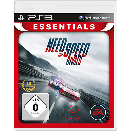 Electronic Arts PS3 Need for Speed Rivals Sale Angebote Pappenheim