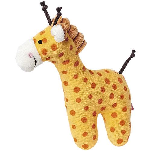 "Мягкая игрушка-хваталка Sigikid ""Коллекция Красные Звезды"" Жираф, 15 см от Sigikid"