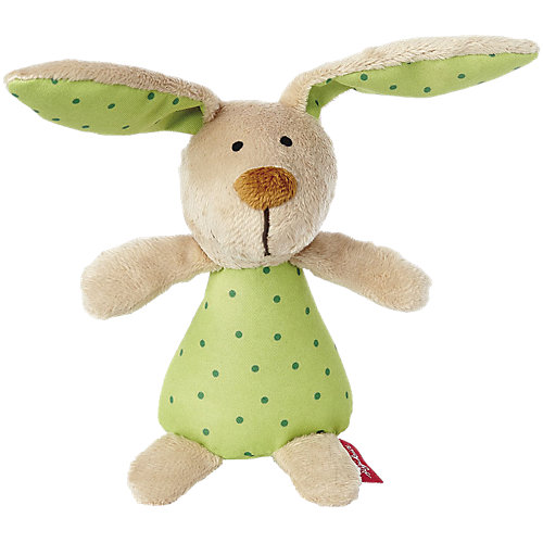 Игрушка-хваталка для малыша Sigikid, Кролик, коллекция Красные Звезды, 13 см от Sigikid