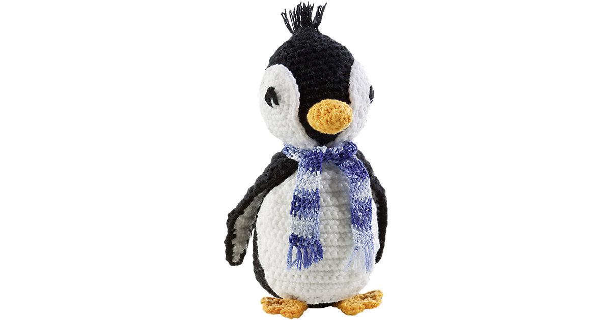 Foto 3 Häkelset Kuscheltier Pinguin