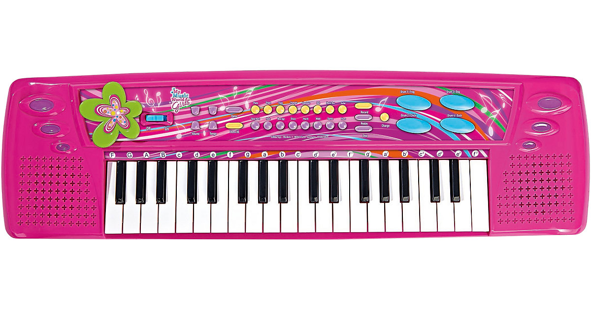 MMW Girls Keyboard