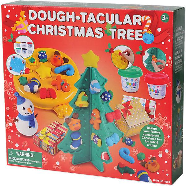Weihnachtsbaum Fun.Knetset Weihnachtsbaum Playgo