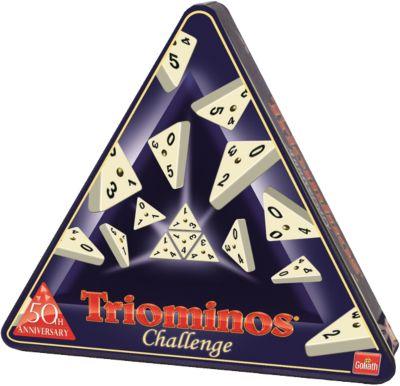 Triominos Challenge (Jubiläumsausgabe 50 Jahre)